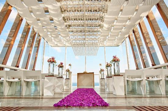 anantara Bali wedding chapel by bali moon wedding